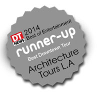 Architecture Tours LA